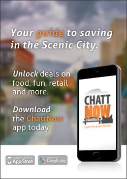 ChattNOW Magazine Ad