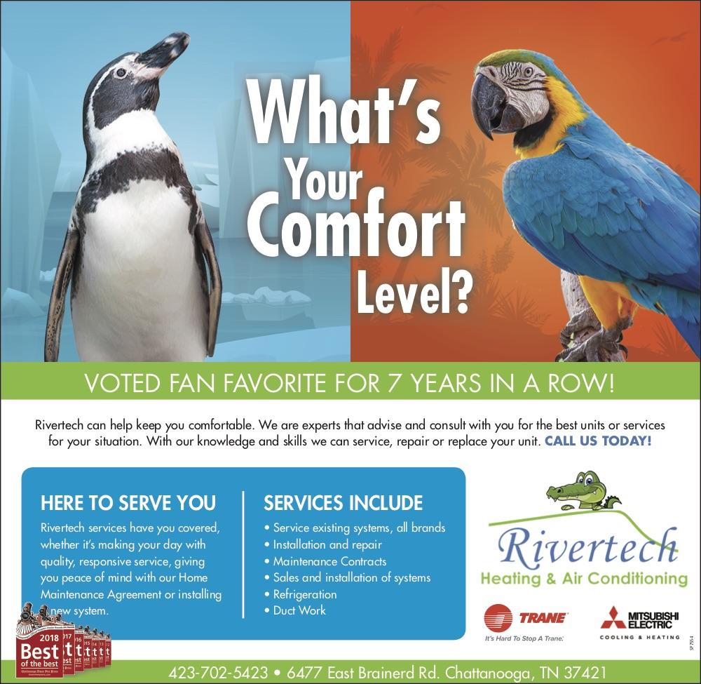 Rivertech Ad