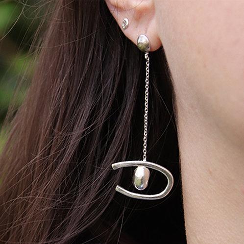 Boucles d'oreilles HORUS