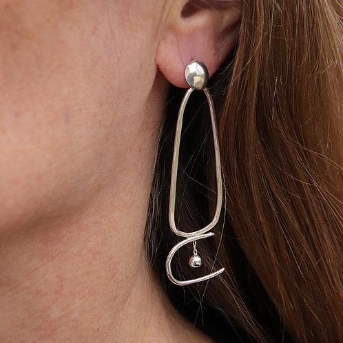 Boucles d'oreilles OSIRIS