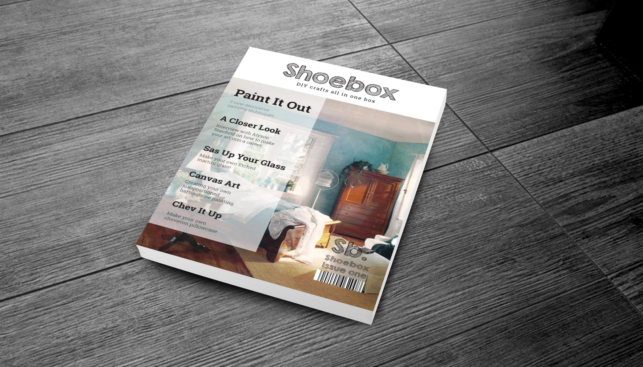 Shoebox Magazine
