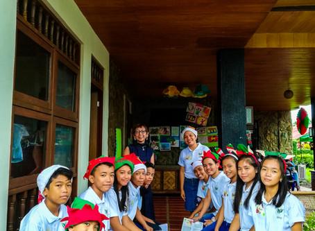 FPVI celebrates Christmas 2018