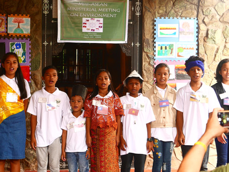 Fostering appreciation of other cultures and the environment through a mini-ASEAN Summit