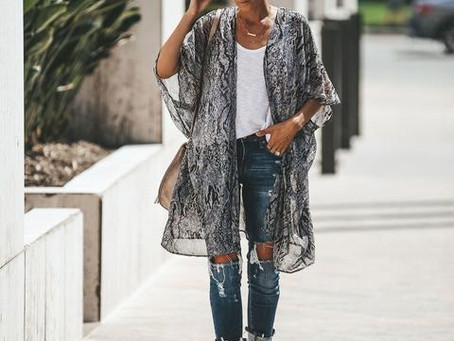 Jungle Fever: My Favorite Fall Trend!