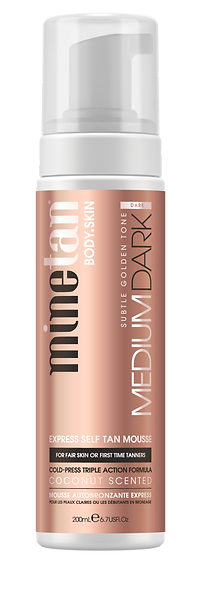 Medium Dark Self Tan Mousse