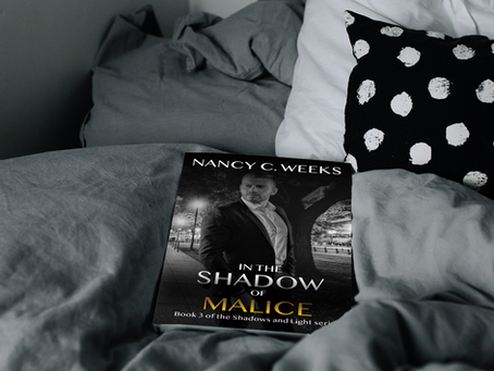 #FreeRead Friday - Digging Deeper into Adam and Calista - In the Shadow of Malice