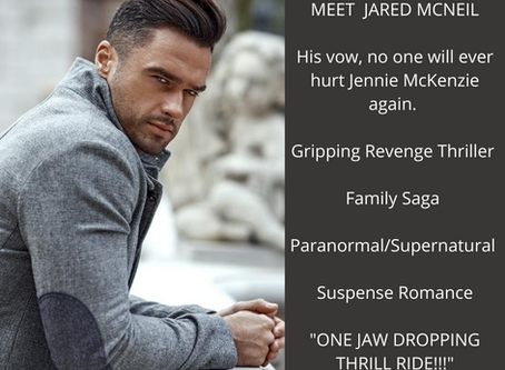 #FreeRead Friday! Time to Meet Jared and Jennie