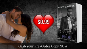 #FreeREADFriday, Check Out Chapter 2 In the Shadow of Pride, Release Date 02/23/2021