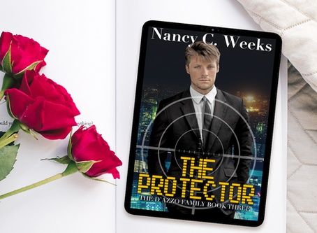 The Protector, Book 3 The D'Azzo Family is LIVE! #Giveaway!