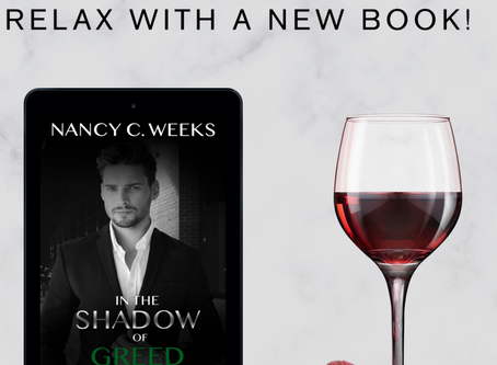 In the Shadow of Greed is LIVE! Get Your Copy NOW!