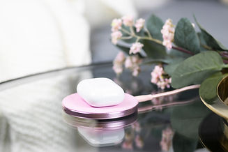 Lotta Power |Wireless Charging Pad (Rosé)
