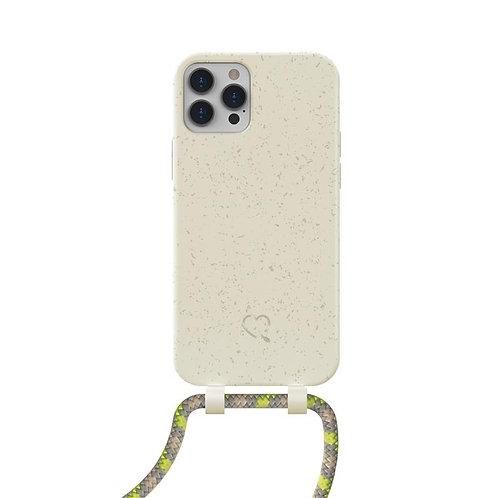 2 in 1 Bio Handykette iPhone 12 / 12 pro