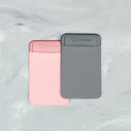 Lotta Power Kartenhalter 2er Set für Smartphones