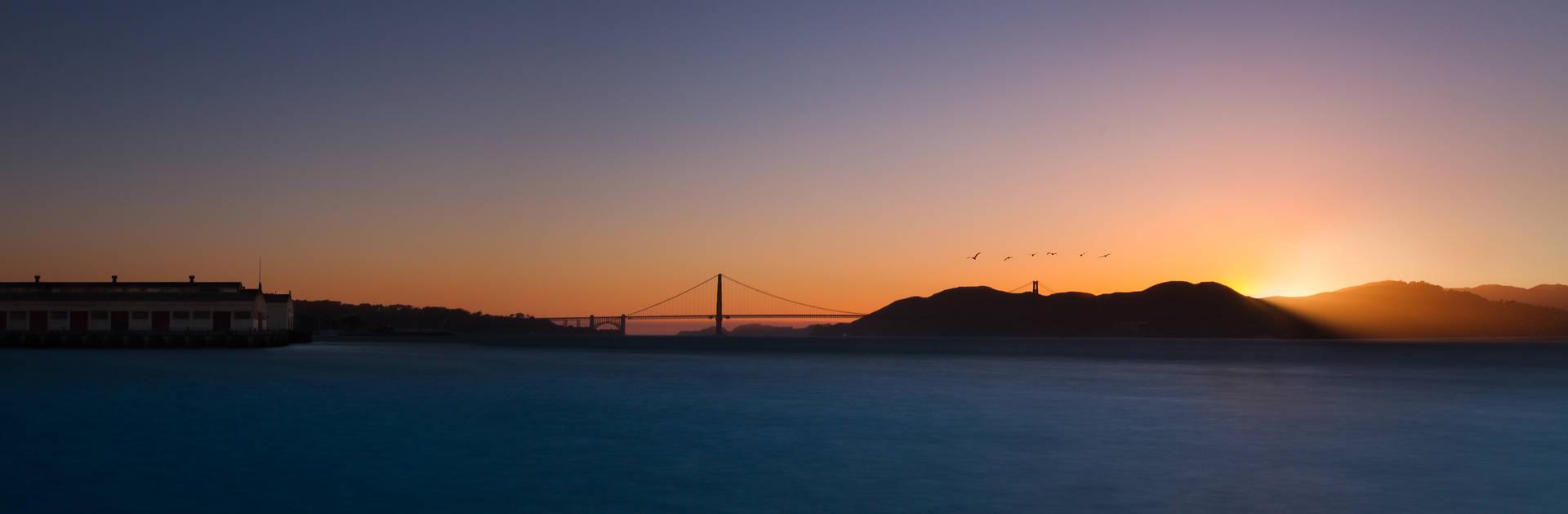 Golden Gate Bridge - San Fransisco