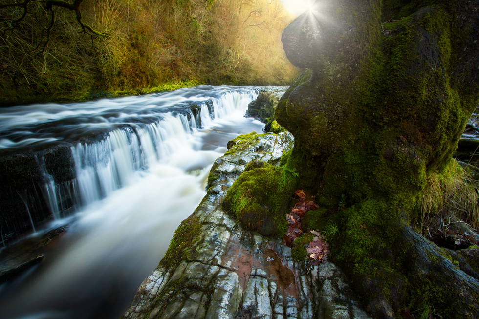 Waterfall Country - Brecon Beacons
