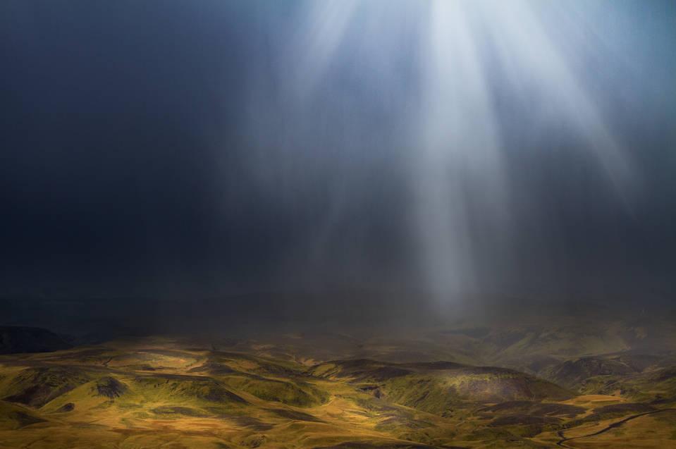 Iceland Rain