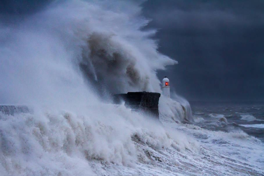 Porthcawl Lighthouse - Porthcawl