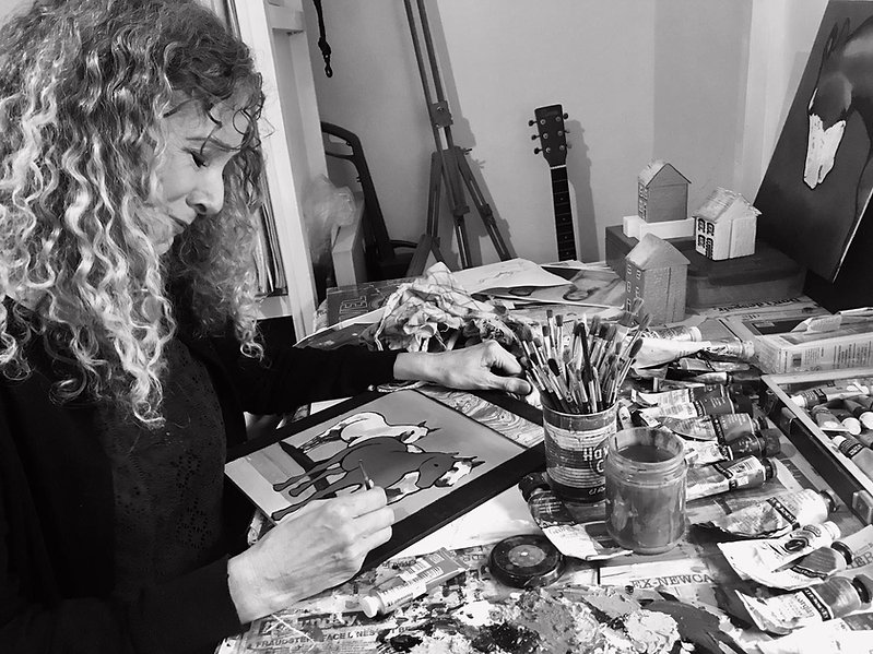 janette roberts artist