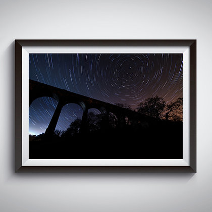 Porthkerry Star Trails