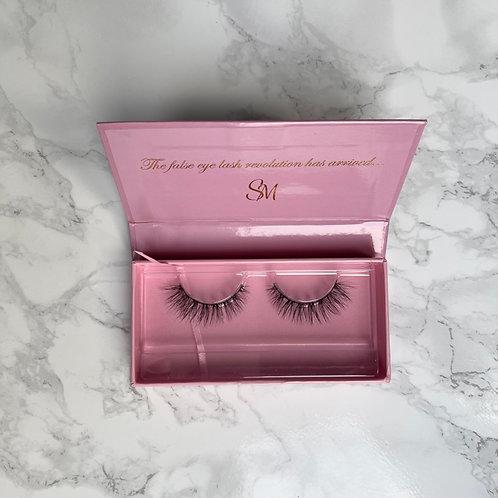 SM Eyelashes x Zaralena