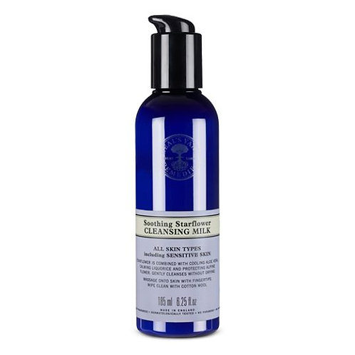 Soothing Starflower Cleansing Milk