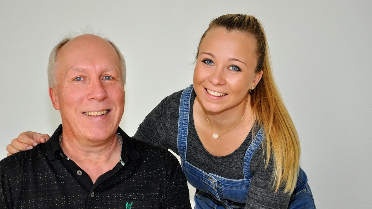 Beat und Olivia Rüegsegger