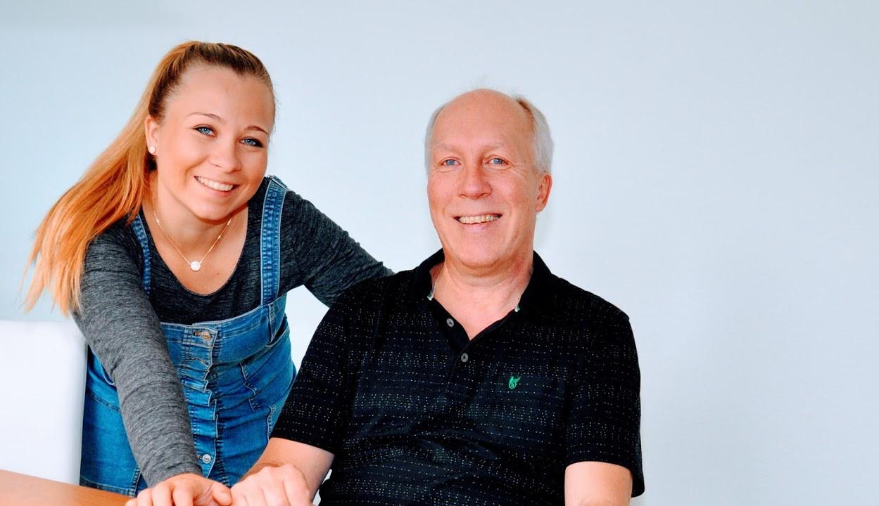 Olivia und Beat Rüegsegger