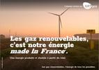Nouvelle campagne sur les gaz renouvelables