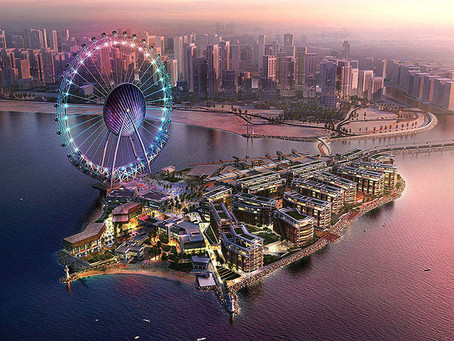 عين دبي، الأكبر في العالم