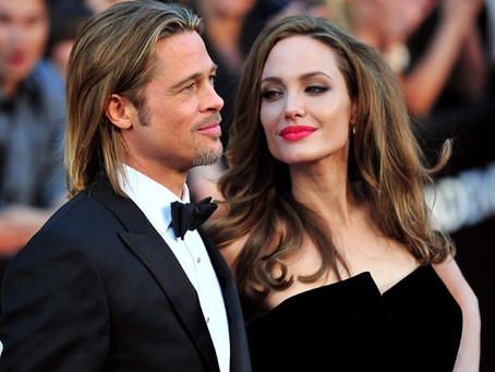 أنجلينا جولي، أخاف من أن يرتبط براد بيت بإمرأة أخرى