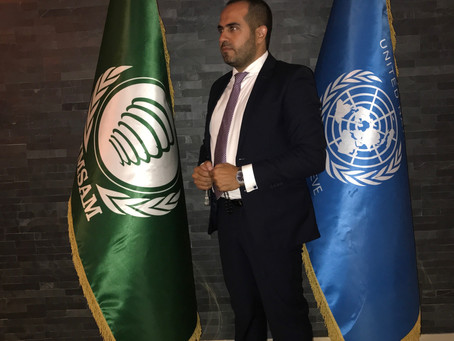 Ambassador Rami El Attar: the hotel will be ready in the third quarter of 2020.