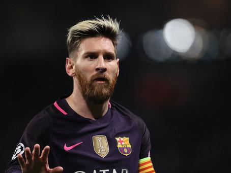 عقد ضخم من برشلونة إلى ميسي