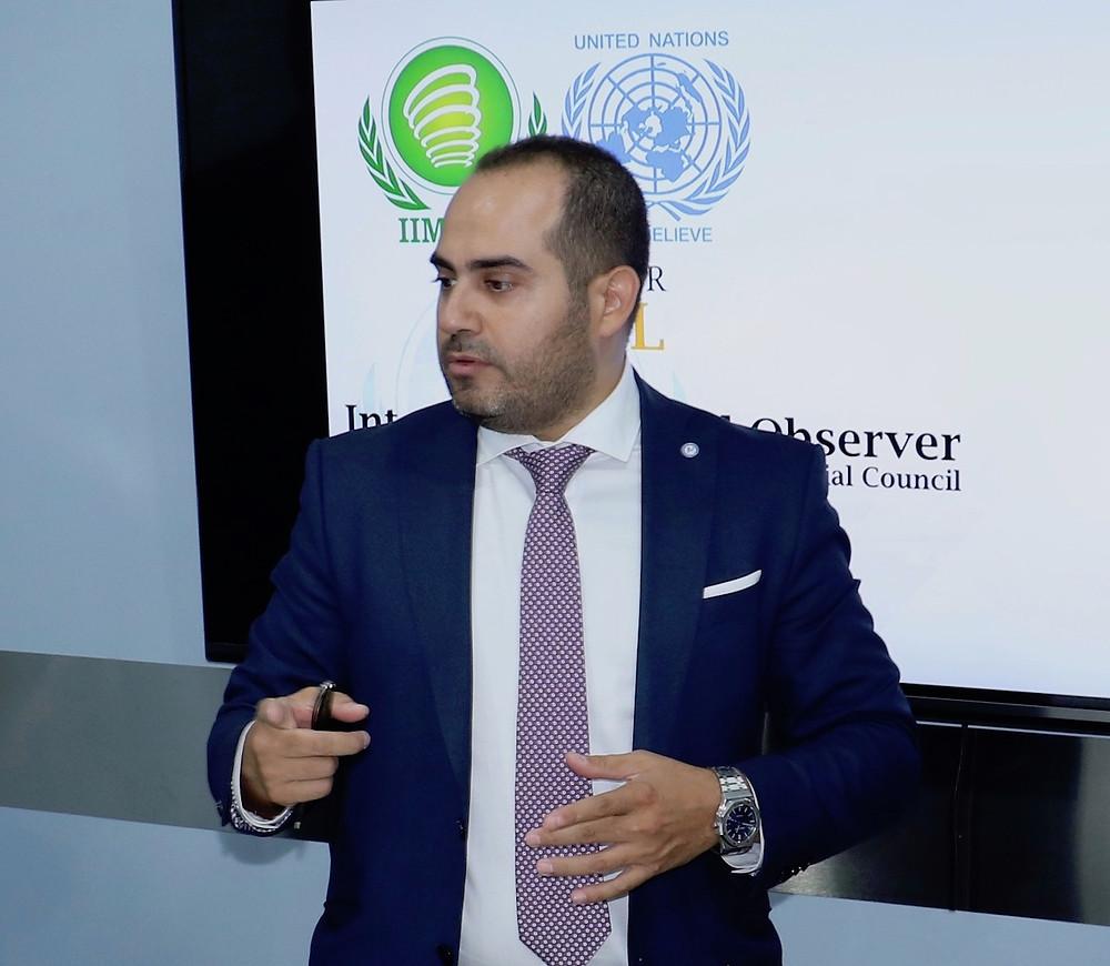 Ambassador Rami El Attar السفير رامي العطار