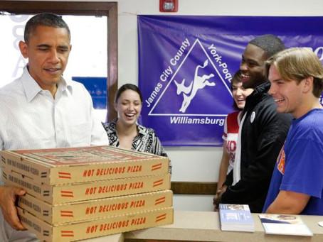 هذه وظيفة باراك أوباما الجديدة