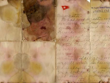 بالصور رسالة مؤثرة كتبها أغنى ضحايا كارثة تايتانيك