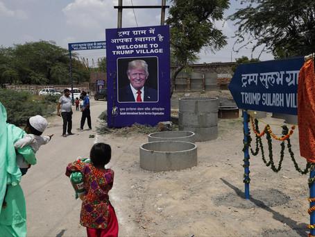 في الهند... قرية لترامب