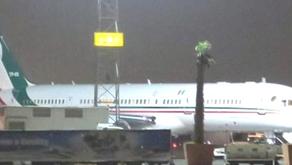 Analiza Hacienda vender nuevo avión Presidencial con un costo de 231 millones de dólares o 3 mil 119