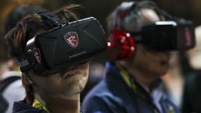 Realidad virtual y juegos para móviles invaden la Tokyo Game Show