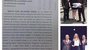 El PRI se anticipa al PAN, Cumple Beltrones defender las candidaturas independientes ante los exceso