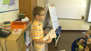 Cómo un niño autista le explica con honestidad a sus compañeros de clase los problemas diarios que s