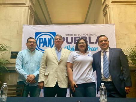 Barbosa mintió, debe renunciar a candidatura: Genoveva Huerta