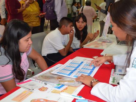 IMSS Puebla reduce 2% de embarazos en su población adolescente