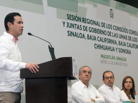IMSS Y GOBIERNO DE SINALOA CONSTRUIRÁN CLÍNICA EN GUASAVE CON INVERSIÓN DE 100 MILLONES DE PESOS