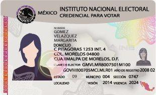 Credencial de elector, único requisito para participar en consulta de aeropuerto