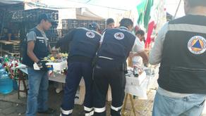 Decomisa Protección Civil productos pirotécnicos