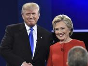 Primeras encuestas dan como ganadora a Hillary Clinton del debate en EEUU