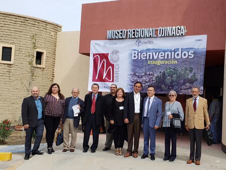 Museo Regional de Ojinaga abre sus puertas para unir culturalmente la frontera