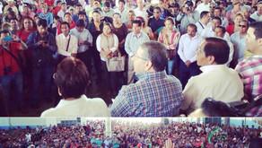 La unidad es la base de una candidatura sólida: Enrique Doger