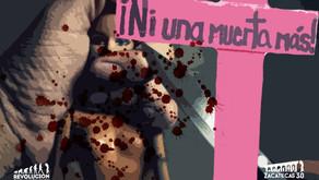 Entre 2010 y 2014 cuatro feminicidios a la semana en Chihuahua; en 2015 van 26 mujeres asesinadas só