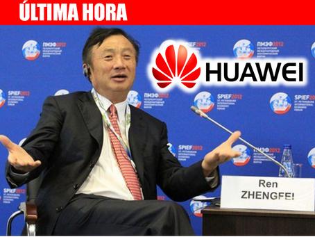 Huawei desestima restricciones de EUA, se prepara para enfrentarlas